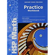 Math Practice Workbook, Grade 6