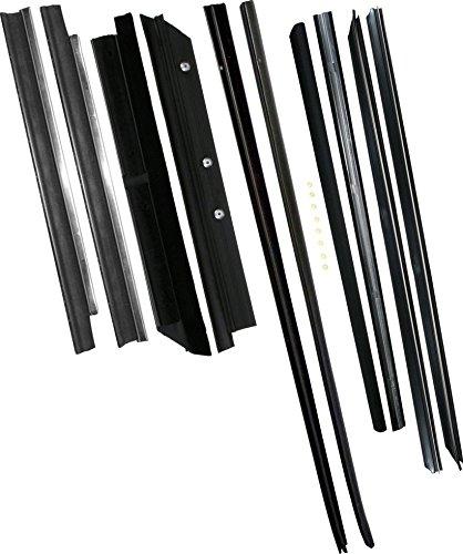 APDTY 141016 Belt Weatherstrip Kit, Convertible T-Top ()