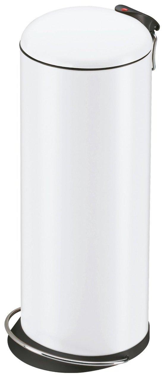 ハイロ(Hailo) トップデザイン26 L コスメティックビン スチールホワイト TOPdesign 26 Cosmetic bins Sheet steel white B000BPJVL8 スチールホワイト スチールホワイト
