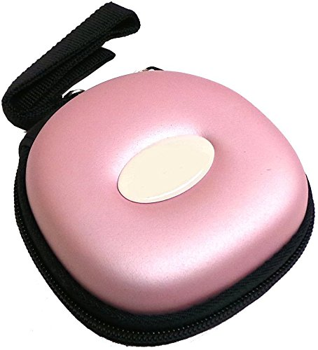 (PSP UMD Soft Carry Case Holds up to 5 UMD + 2 Memory Pro Duo Stick (not included) - Pink)
