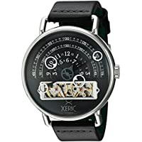 Xeric Men's Halo Graph Automatic Black Limited Edition Watch