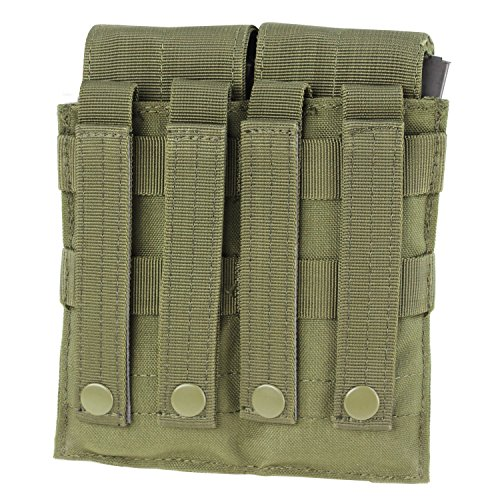 System M4 Double Mag Pouch - Condor Double M4 Mag Pouch (OliveDrab)
