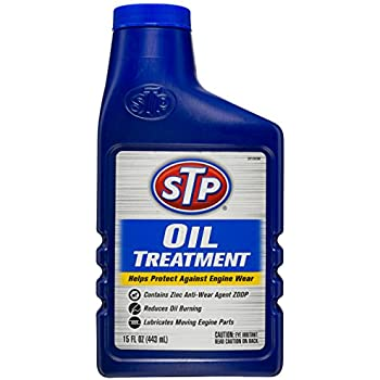 Stp 65148 oil treatment 15 fl oz health for Who makes stp synthetic motor oil