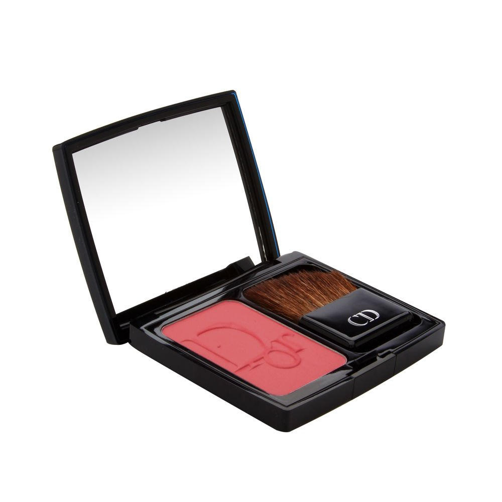 Christian Dior Blush Vibrant Color Powder Redissimo for Women, 0.24 Ounce