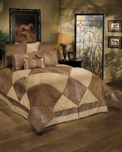 Sherry Kline Safari Park 8-pc Comforter Set, Queen