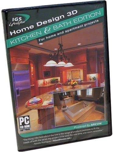 Home Design 3D: Kitchen And Bath Edition   PC