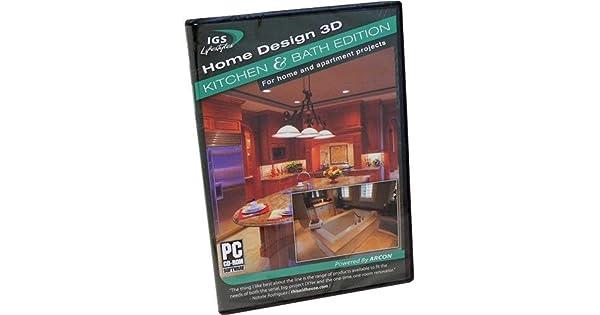 Amazon.com: Home Design 3D: Kitchen And Bath Edition - PC: Video Games