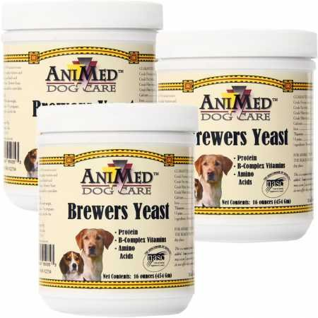 AniMed 3PACK Brewers Yeast (3 ()