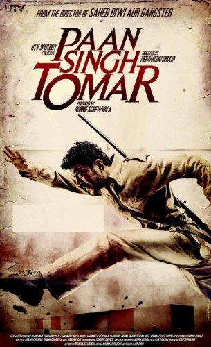 Paan Singh Tomar (2012) (Hindi Movie / Bollywood Film / Indian Cinema DVD)