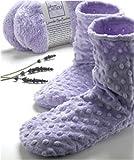 Sonoma Lavender Spa Bootie Dot
