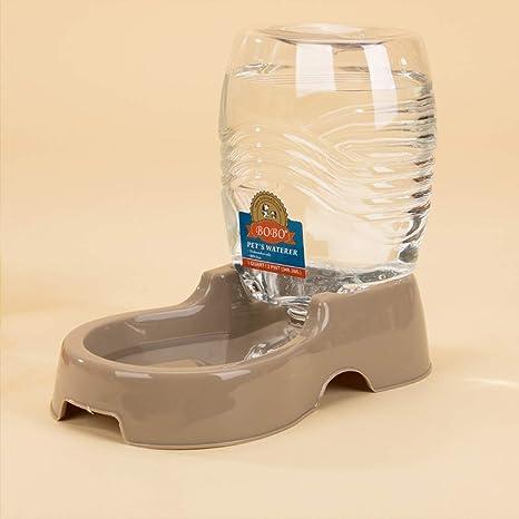 MXD Asiento de Tipo Mascota Fuente de Agua automática para Gatos Dispensador de Agua para Perros ...