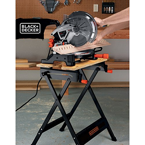 028877364858 - Black & Decker WM125 Workmate 125 350-Pound Capacity Portable Work Bench carousel main 2