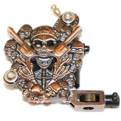1TattooWorld Premium Handmade Copper Wire Coils Tattoo Machine Liner & Shader, Copper, OTW-J0472