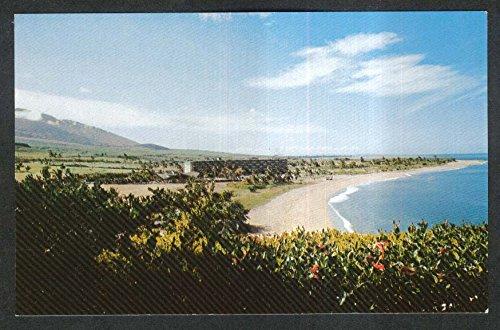 Kaanapali Beach Hotel Lahaina Maui Hi Postcard 1960s At