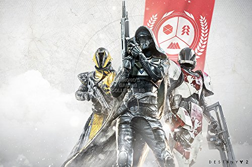 """Price comparison product image CGC Huge Poster - Destiny 2 Guardians PS4 XBOX ONE GLOSSY FINISH - OTH355 (24"""" x 36"""" (61cm x 91.5cm))"""