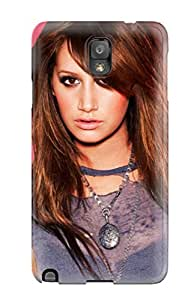 Alex D. Ulrich's Shop Galaxy Note 3 Hard Back With Bumper Silicone Gel Tpu Case Cover Ashley Tisdale 525 2106295K43100335