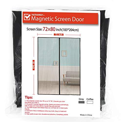 Upgraded Screen Door, 72