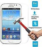 Pinaaki Premium Anti-Fingerprint Matte Tempered Glass Screen Protector For Samsung Galaxy Grand Neo