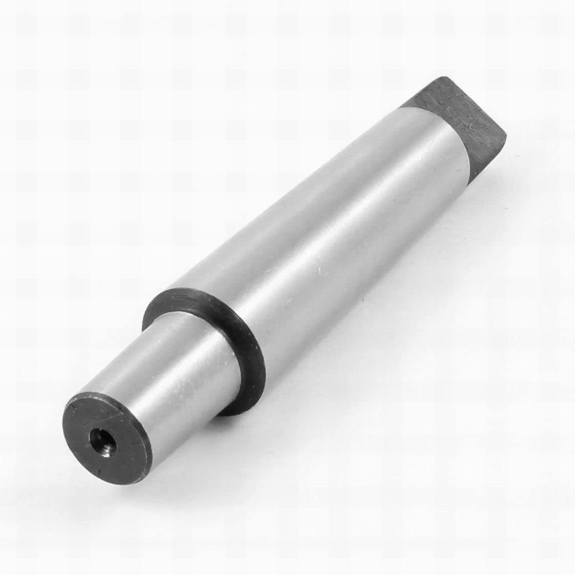 Houseuse 3mm-16mm MT3 Morse Taper Adapter Tang Drill Chuck Arbor 120mm Long for Tailstock