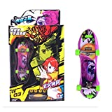 Best Panda Superstore Longboards - Professional Skidproof Finger Skateboard Creative Novelty Toys, Orangutan Review