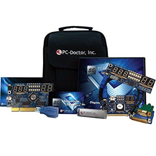 PC-Doctor Service Center 11 Premier Computer Diagnostics Repair Kit by PC-Doctor, Inc.
