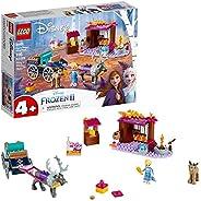 Lego DISNEY PRINCESS A Aventura em Caravana da Elsa 41166