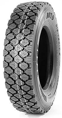 Boto Tyres BT957 Radial Tire - 225/70R19.5 125M