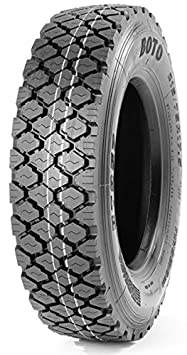 Boto Tyres BT957 Radial Tire - 245/70R19.5 133M