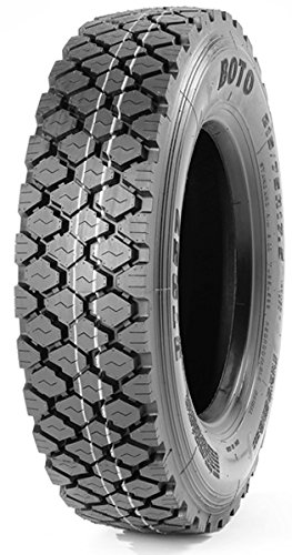 Boto Tyres BT957 Radial Tire - 245/70R19.5 133M by Boto Tyres