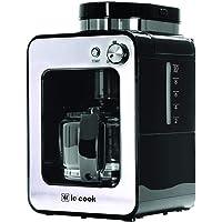 Máquina De Café Automática Com Moedor Le Cook, Le Cook, Lc1713, Preto E Inox