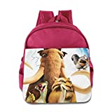 Ice Age The Meltdown Kids School Backpack Pink