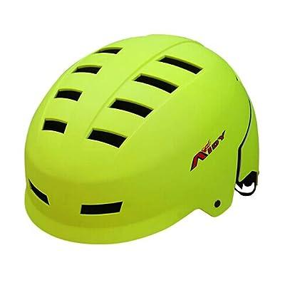 Cool pour vélo Vert/Roller/Skateboard Casques (Tour de tête: 58–61cm)