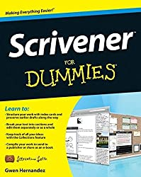 Scrivener For Dummies by Gwen Hernandez (2012-08-13)