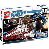 Lego Star Wars Set #7751 Clone Wars Ahsokas Starfighter and Droids