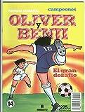 Oliver y Benji numero 14: El gran desafio