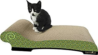 product image for Imperial Cat Animal Scratch 'n Shapes Sofa Scratcher Chaise, Large