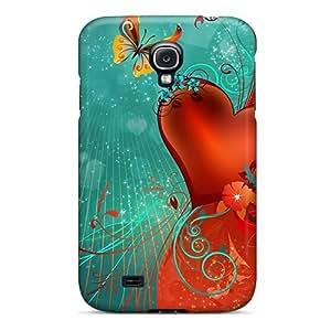 Anti-scratch Case Cover Luckmore Protective Design Case For Galaxy S4