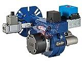 "Carlin EZ-Gas Natural/Propane GAS Conversion Burner 10"" AIR Tube Direct Spark Ignition, 120v Control System and 120v Gas Valve. 150,000-275,000 Btuh Input"