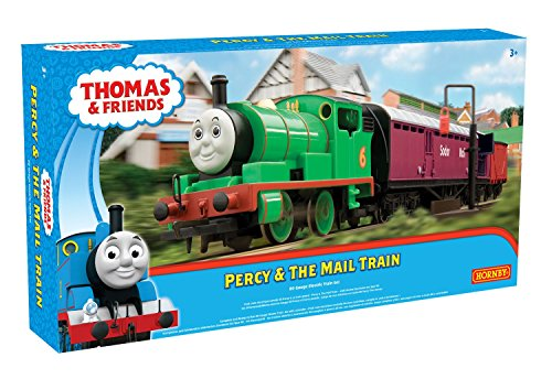 Hornby Percy and The Mail Train Set (Green) by Hornby