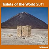 2011 Toilets of the World Wall Calendar