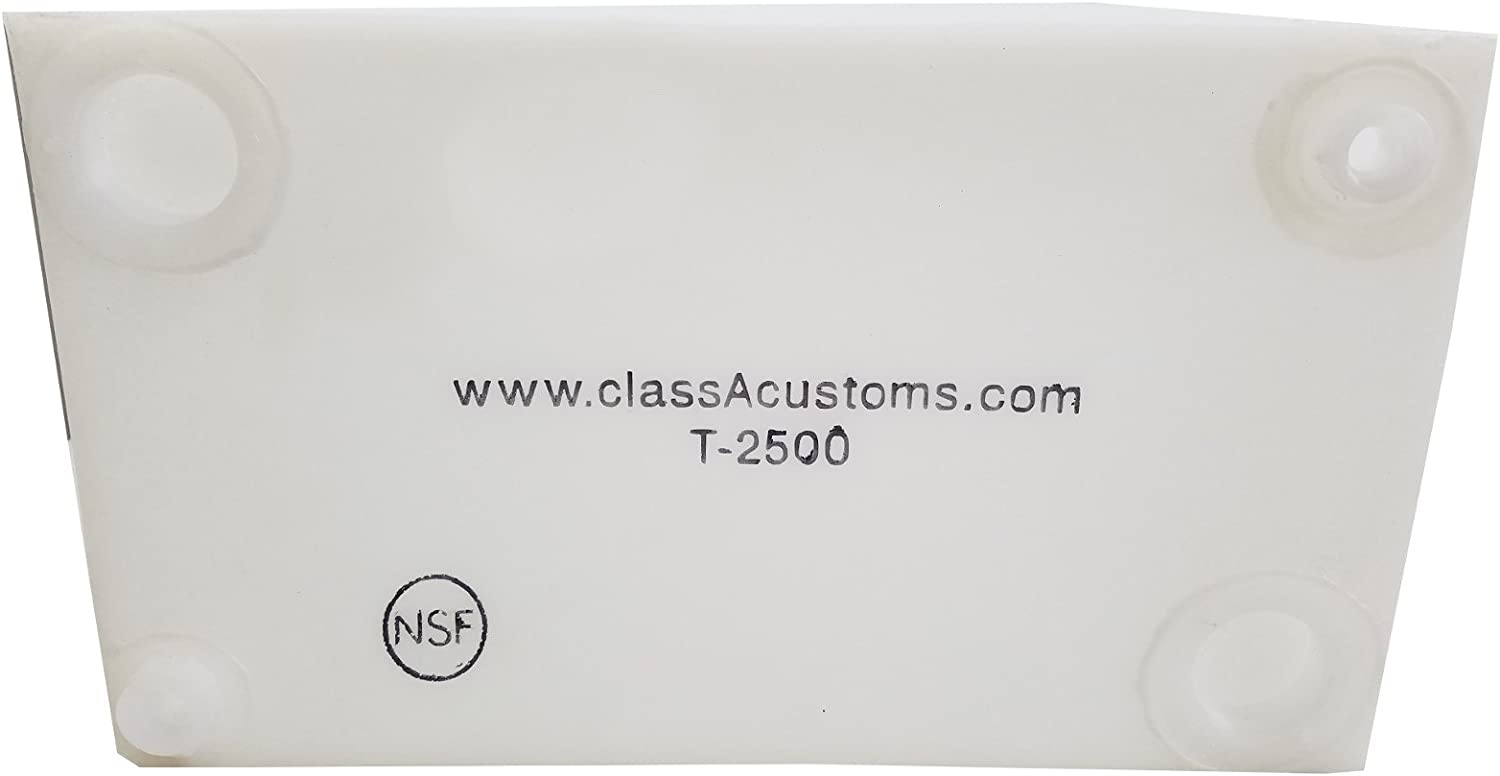 Class A Customs 25 Gallon Water Holding Tank NSF Approved T-2500