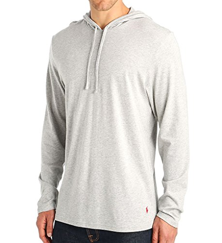 Polo Ralph Lauren Supreme Comfort Knit Hoodie, L, Andover (Comfort Knit Collection)