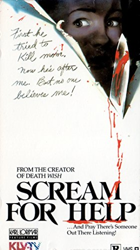 Scream for Help [VHS]