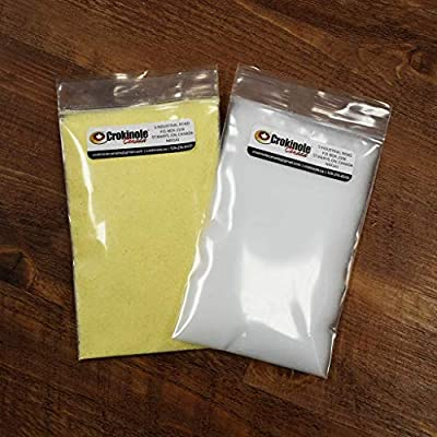 Fast & Ultra Fast Speed Crokinole Board Powder (80 Grams Each): Toys & Games