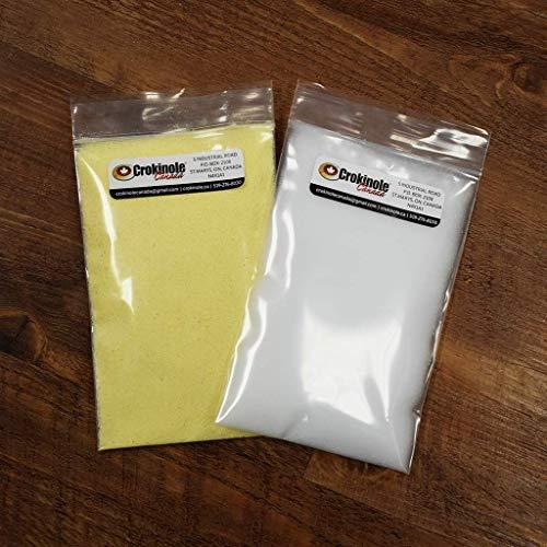 Fast & Ultra Fast Speed Crokinole Board Powder (90 Grams Each)