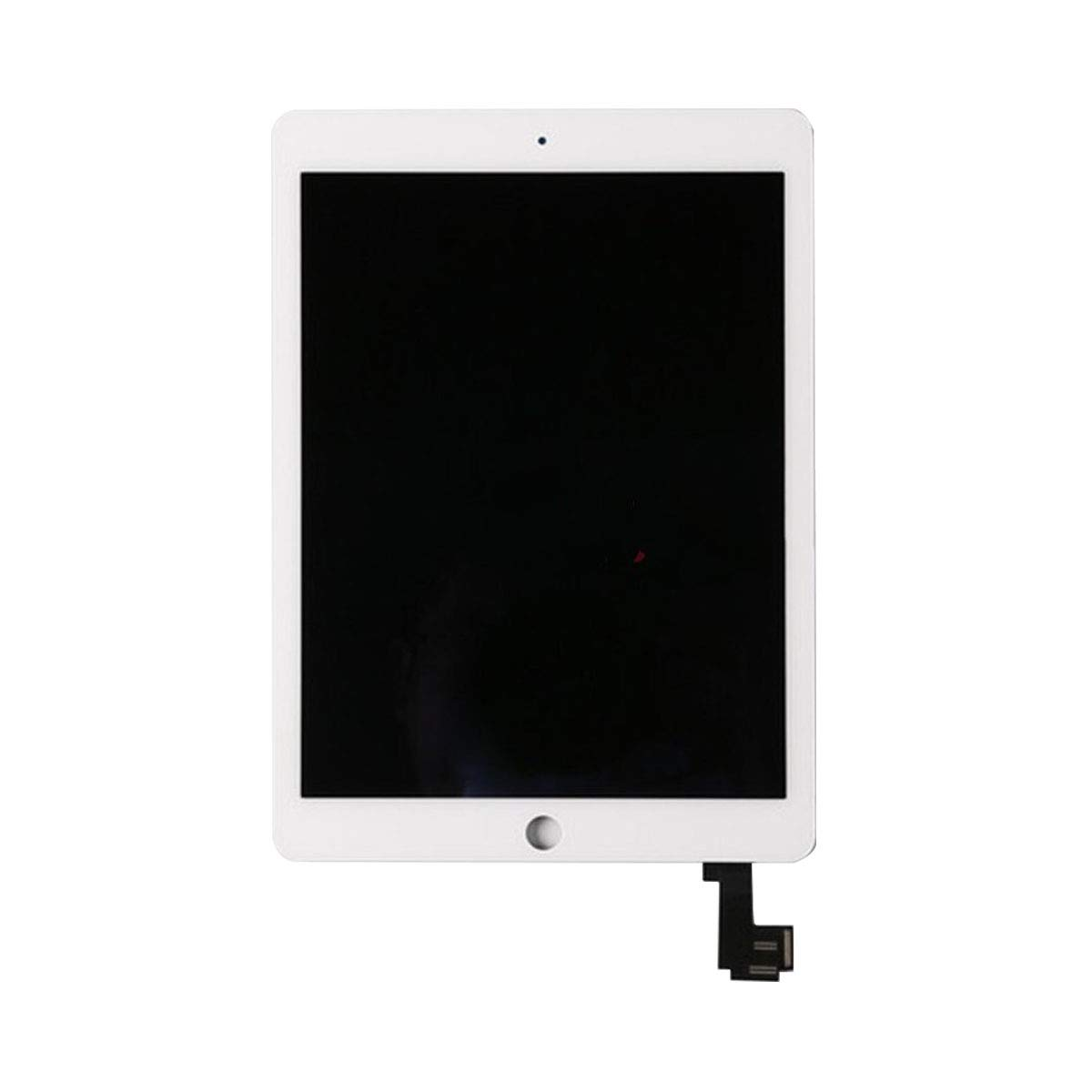 Compatible with Ipad Air 2 LCD Dispaly Touch Screen Digitizer Assembly Model A1566 A1567(White)