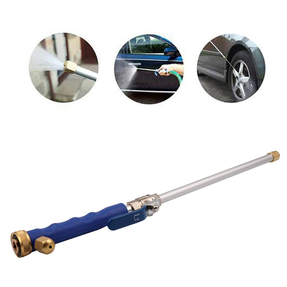 High Pressure Power Washer Wand - 2018 Upgrade Magic Water Hose Nozzle, Garden Hose Sprayer for Car Wash and Window Washing, 2 Nozzle, Piston Umiwe