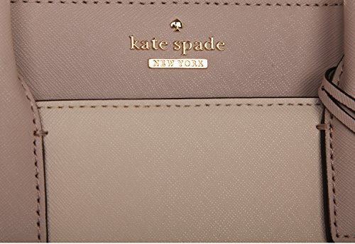 Kate Candace Warm Vellum Satchel Bag New Spade Multi calle York Cameron rgrBzq8