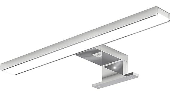 Spiegellampe Badezimmerleuchten Seeksung Led Wasserdicht Silber 8w