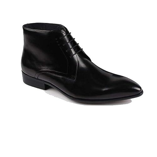 ZPEDY Los Hombres zapatos De Cuero Inglaterra Señaló zapatos zapatos zapatos 54ffc0